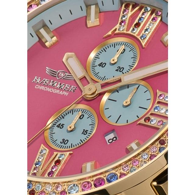 HAEMMER GERMANY Chronograph »TAFFY, E-005«