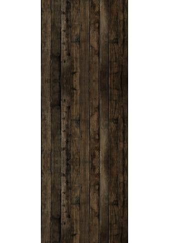 QUEENCE Vinyltapete »Holzoptik«, 90 x 250 cm, selbstklebend kaufen