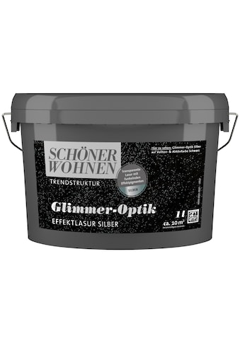 SCHÖNER WOHNEN-Kollektion Wohnraumlasur »Glimmer-Optik Effektlasur«, 1 l kaufen