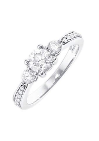 Firetti Verlobungsring »Vorsteckring, Weißgold« kaufen