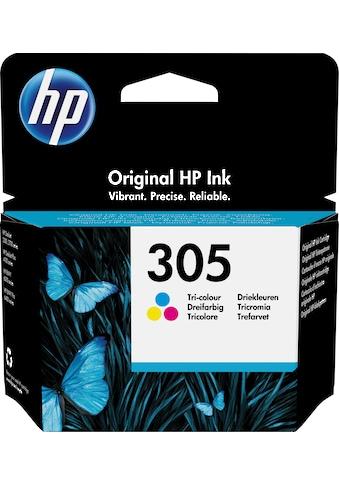HP Tintenpatrone »hp 305, 3YM60AE«, (Packung) kaufen