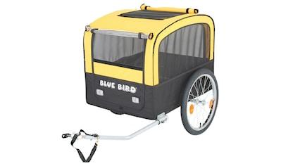 Blue Bird Fahrradhundeanhänger kaufen