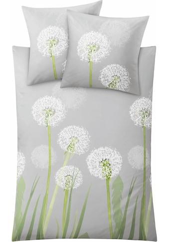 Kleine Wolke Bettwäsche »Belfiore«, mit Pusteblumen kaufen