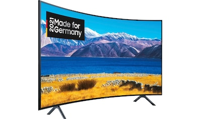 "Samsung Curved-LED-Fernseher »GU55TU8379UXZG«, 138 cm/55 "", 4K Ultra HD, Smart-TV, HD+ integriert (6 Monate gratis) kaufen"