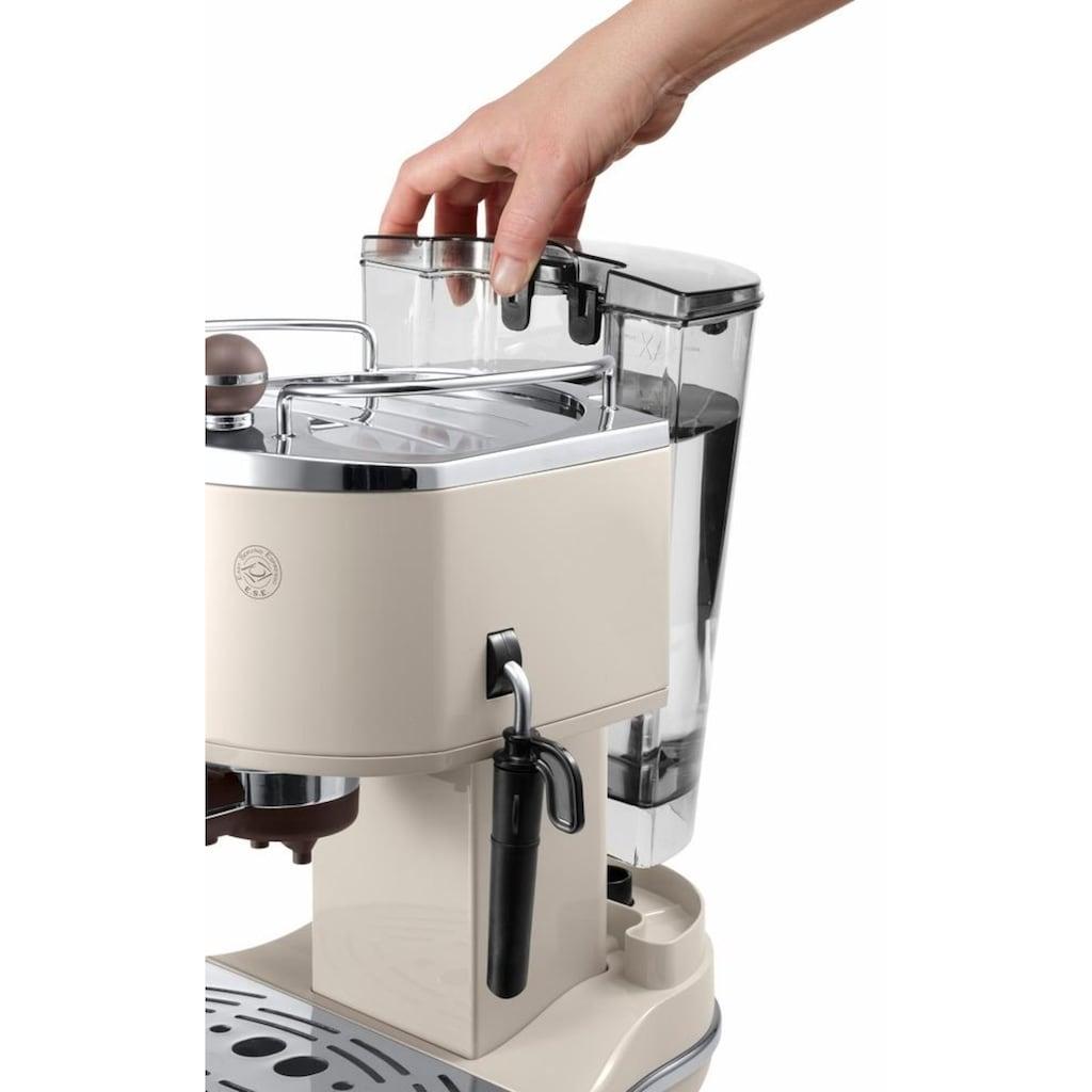 De'Longhi Siebträgermaschine »ECOV 311.BG«, auch für Kaffeepads geeignet