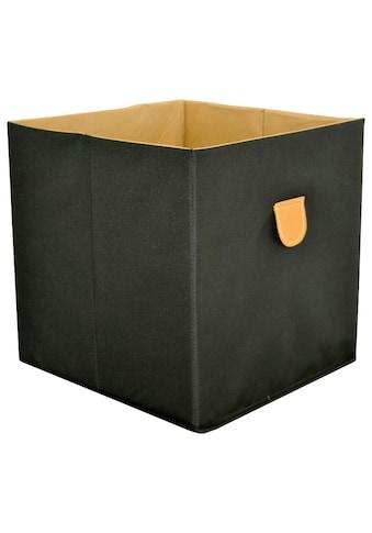 Phoenix Aufbewahrungsbox »Stor' It«, (Set, 2 St.), B/H/T: 34 x 34 x 34 cm kaufen