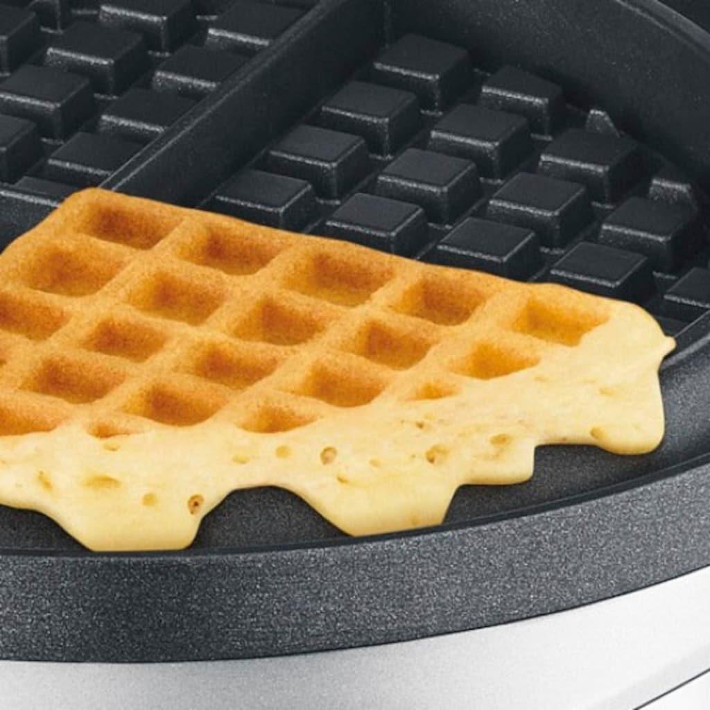Sage Waffeleisen »SWM520BSS the No-Mess Waffle«, 900 W
