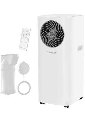 Rowenta 3-in-1-Klimagerät »AU5010F0«, Mobile Klimaanlage, Ventilator, Luftentfeuchter... kaufen