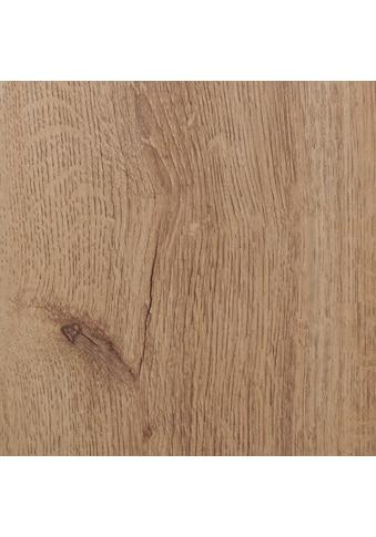 BODENMEISTER Spar - Set: Laminat »Dielenoptik Eiche natur«, 1376 x 193 mm, Stärke: 7mm kaufen