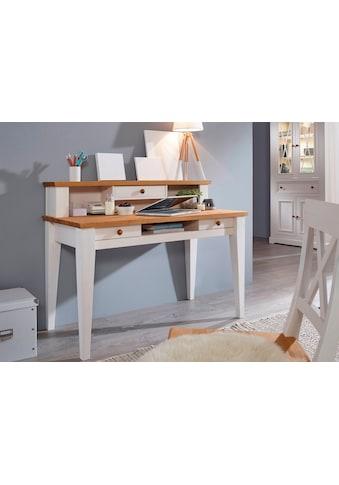 Premium collection by Home affaire Schreibtisch »Marissa«, Landhaus-Design pur kaufen