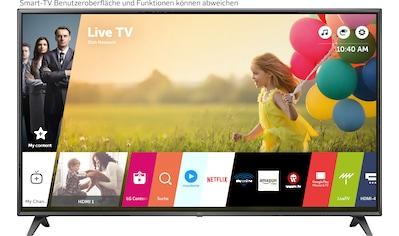 "LG LCD-LED Fernseher »75UP75009LC«, 189 cm/75 "", 4K Ultra HD, Smart-TV kaufen"