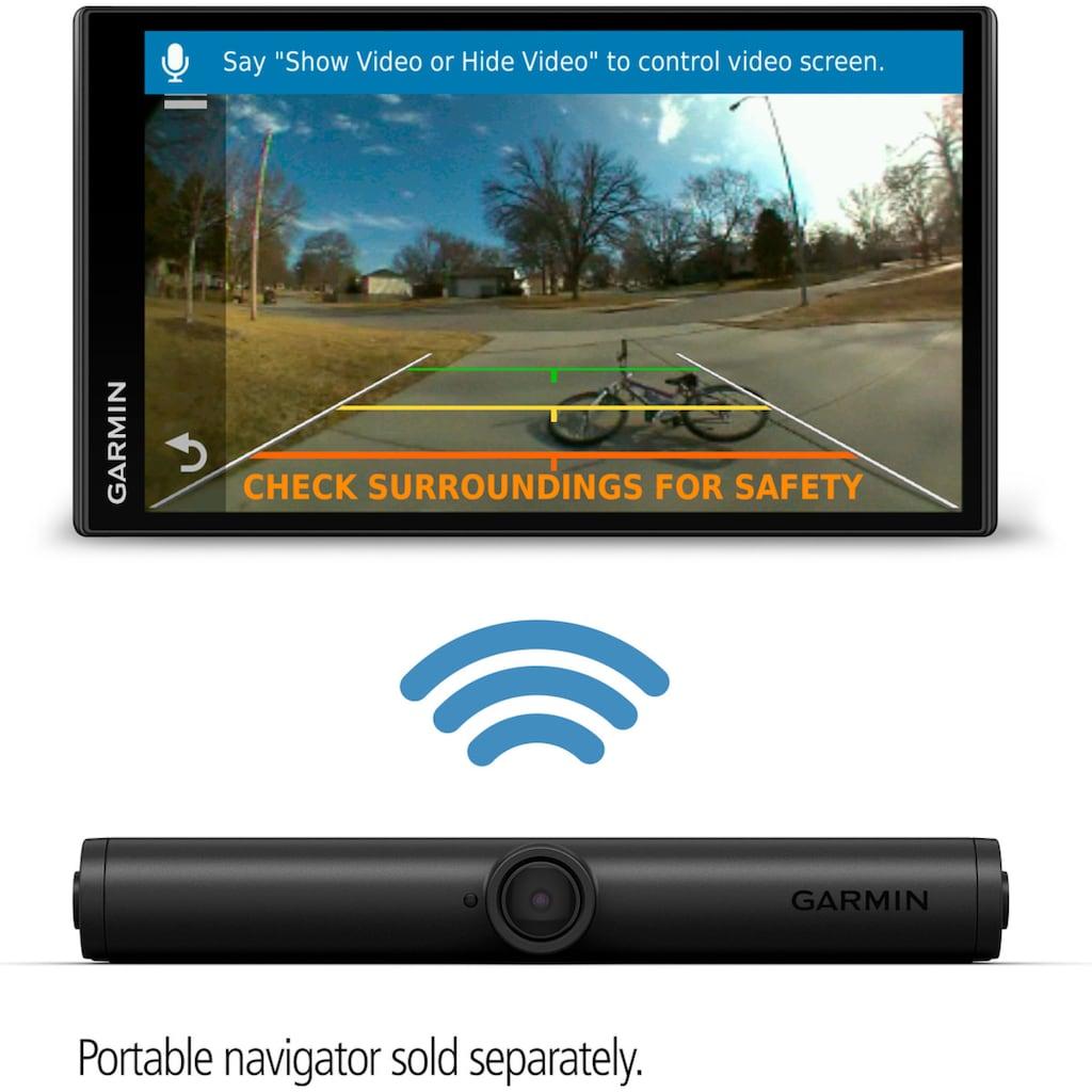 Garmin Camper-Navigationsgerät »Camper 780 + BC 40 Bundle«