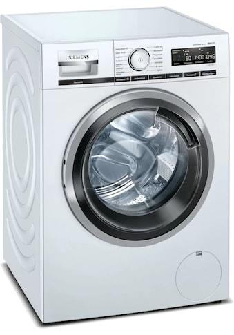SIEMENS Waschmaschine »WM14VM43«, WM14VM43, 9 kg, 1400 U/min kaufen