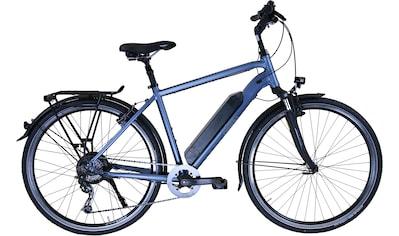 HAWK Bikes E - Bike »HAWK«, 8 Gang Shimano Deore Schaltwerk, Heckmotor 250 W kaufen
