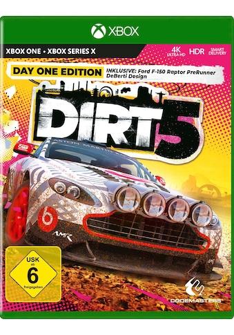 Codemasters Spiel »DIRT 5 - Launch Edition«, Xbox One kaufen