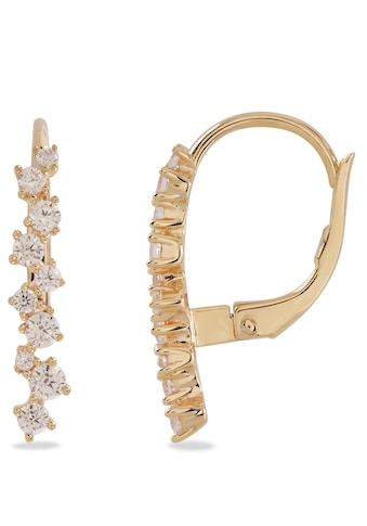 VILMAS Paar Ohrhänger »Sparkle Row Large, 4028146649521« kaufen