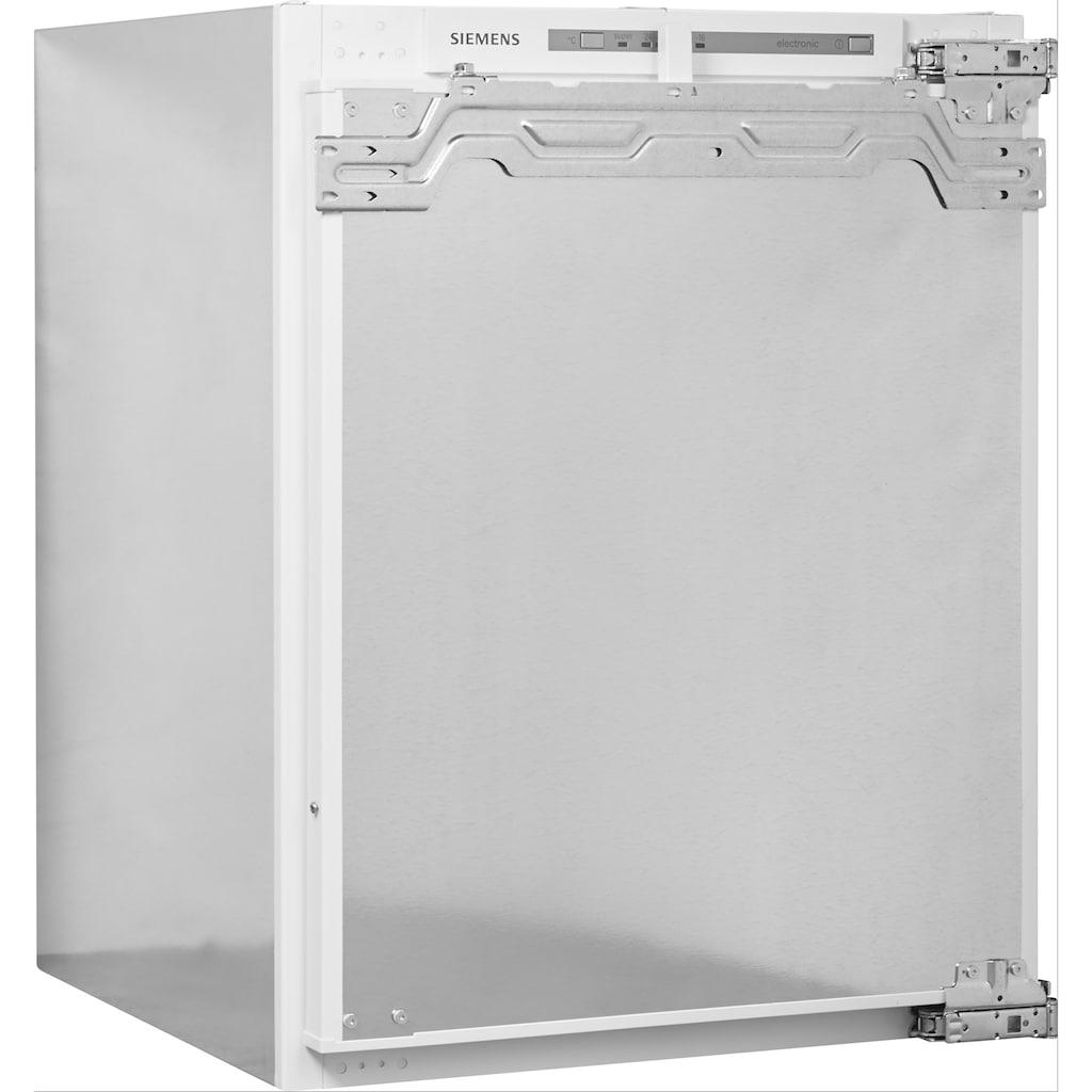 SIEMENS Einbaugefrierschrank »GI11VADE0«, iQ500, 71,2 cm hoch, 55,8 cm breit