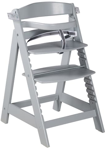 roba® Hochstuhl »Treppenhochstuhl Sit Up Click & Fun, taupe«, aus Holz kaufen