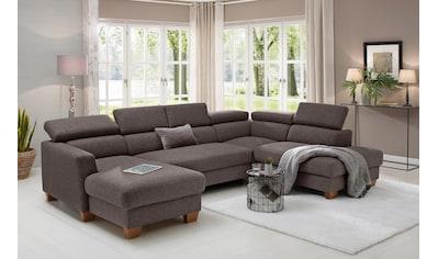 Home affaire Wohnlandschaft »Steve Luxus« kaufen