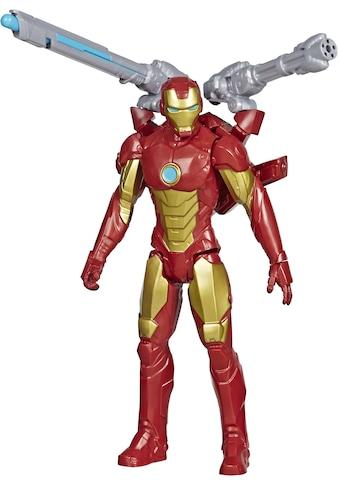 Hasbro Actionfigur »Marvel Avengers: Titan Hero Serie Blast Gear Iron Man«, mit Schießfunktion kaufen