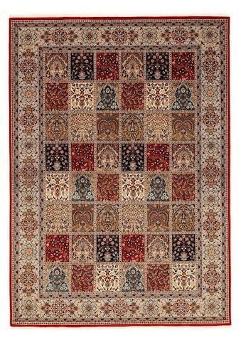 OCI DIE TEPPICHMARKE Orientteppich »Amravati«, rechteckig, 4 mm Höhe, handgeknüpft,... kaufen