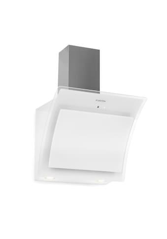 Klarstein Dunstabzugshaube 60cm 600m³/h LEDs 3 Leistungsstufen weiß kaufen