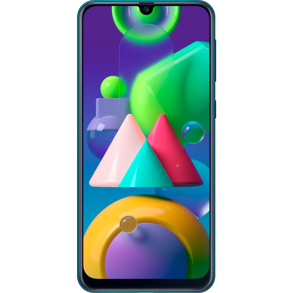 "Samsung Smartphone »Galaxy M21«, (16,21 cm/6,4 "" 64 GB Speicherplatz, 48 MP Kamera)"