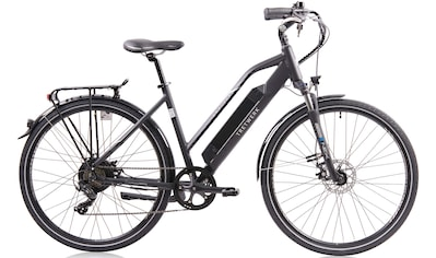 Tretwerk E - Bike »Seville«, 7 Gang Shimano Shimano Tourney Schaltwerk, Kettenschaltung, Heckmotor 250 W kaufen
