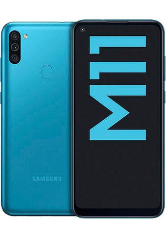 """Samsung Smartphone »Galaxy M11«, (16,24 cm/6,4 """" 32 GB Speicherplatz, 13 MP Kamera) kaufen"""