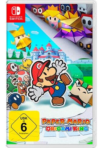 Paper Mario: The Origami King Nintendo Switch kaufen