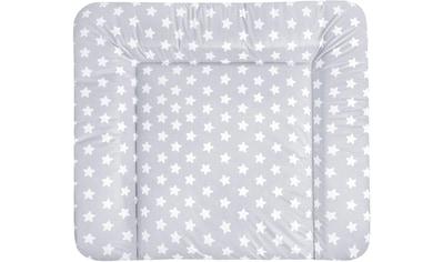 Julius Zöllner Wickelauflage »Softy - Sterne grau«, Made in Germany kaufen