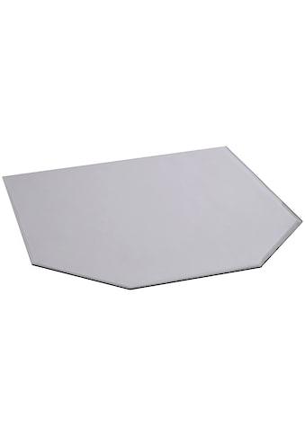 FIREFIX Bodenplatte sechseckig, Edelstahl, 1100 x 1000 mm kaufen