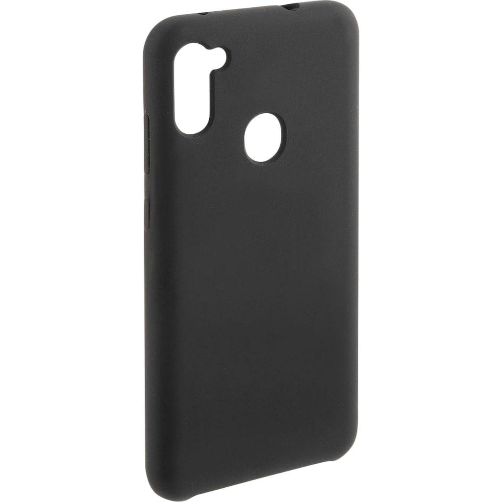4smarts Handytasche »Silikon Case CUPERTINO f. Samsung Galaxy A11«