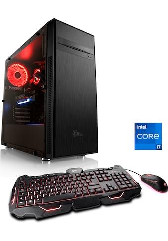 CSL Gaming-PC »HydroX V7110 Wasserkühlung« kaufen
