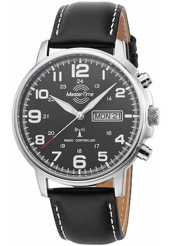 MASTER TIME Funkuhr »Specialist,MTGA - 10624 - 22L« kaufen