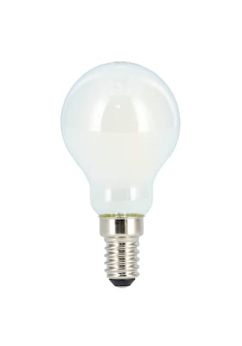 Xavax LED-Filament, E14, 470lm ersetzt 40W, Tropfenlampe, matt kaufen