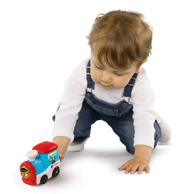 """Vtech® Spielzeug-Eisenbahn """"Tut Tut Baby Züge Eisenbahn"""""""