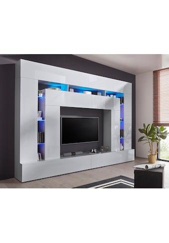Tecnos TV-Wand »Intreccio« kaufen