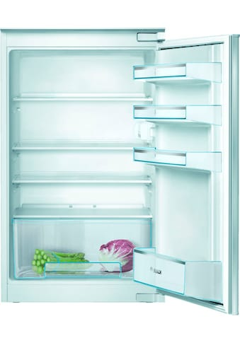 BOSCH Einbaukühlschrank »KIR18NSF0«, 2, KIR18NSF0, 88 cm hoch, 54,1 cm breit kaufen