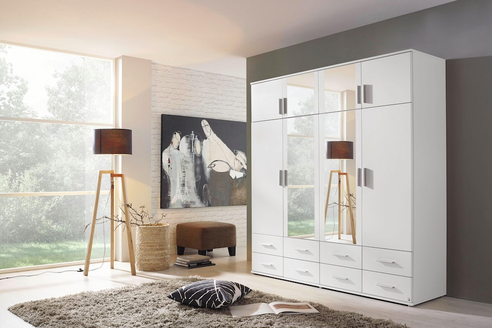 Spiegel Kleiderschrank
