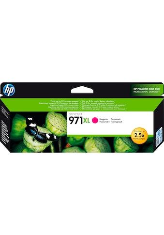 HP Tintenpatrone »hp 971XL Original Magenta«, (1 St.) kaufen