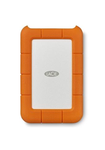 "LaCie Rugged USB - C, 2 TB, tragbare externe Festplatte »2.5"", USB - C, für Mac & PC« kaufen"