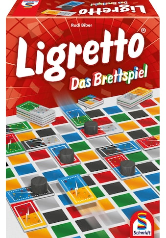 Schmidt Spiele Spiel »Ligretto - Das Brettspiel«, Made in Germany kaufen