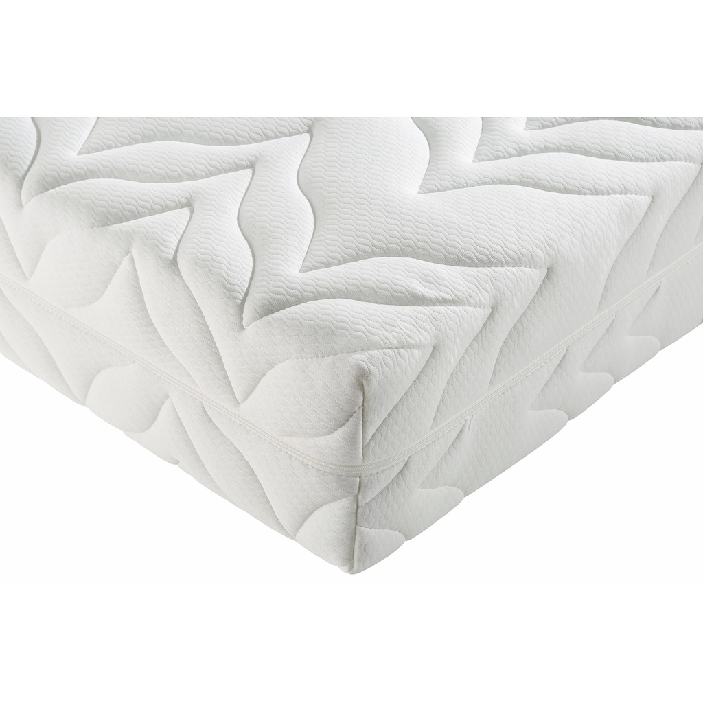 Breckle Taschenfederkernmatratze + Lattenrost »Tendenz K«, inkl. Lattenrost (28 L.) mit Kopftverstellung - das perfekt abgestimmte Schlafsystem für jeden Geldbeutel
