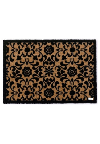 Zala Living Fußmatte »Ornament«, rechteckig, 7 mm Höhe, Schmutzfangmatte kaufen