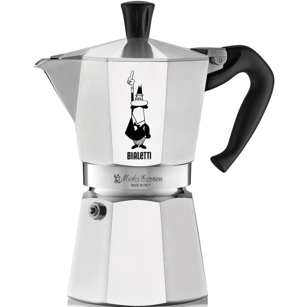 BIALETTI Espressokocher »Moka Express«, Aluminium