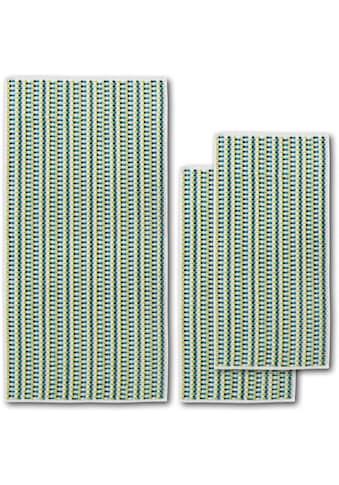Dyckhoff Handtuch Set »Point«, mit ansprechenden Punkten kaufen