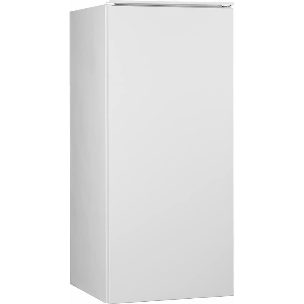 Hanseatic Einbaukühlschrank, HEKS12254GA2, 122 cm hoch, 54 cm breit