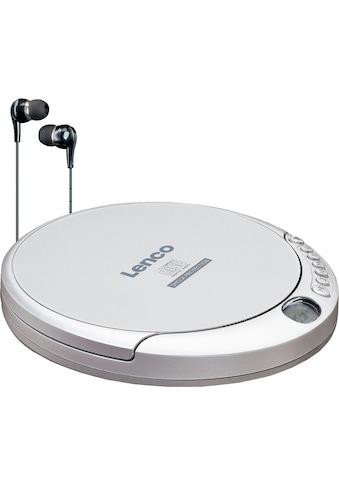 Lenco »CD - 201Sl« CD - Player (Anti - Schock - Funktion) kaufen