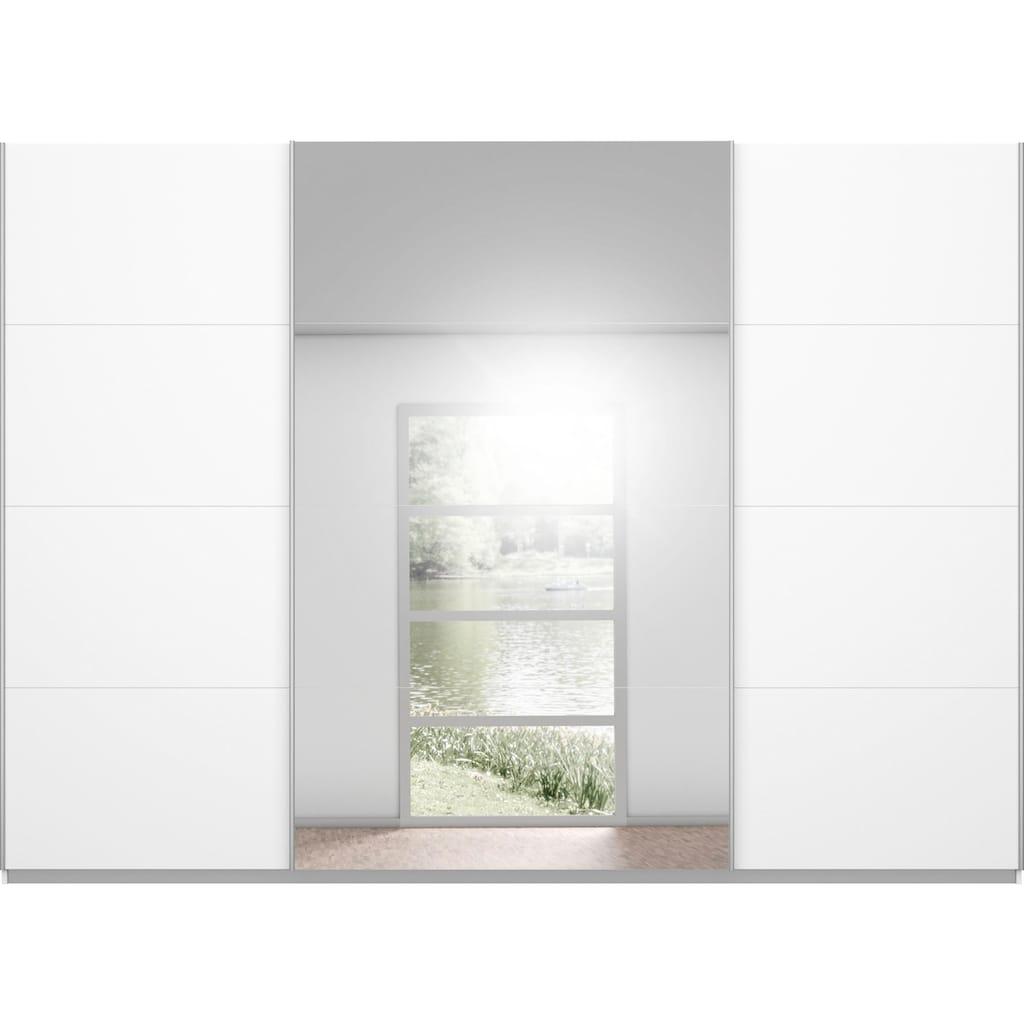 rauch ORANGE Schwebetürenschrank »Toma«, mit umfangreicher Innenausstattung